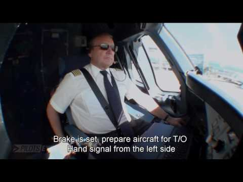 Thumbnail: Pilotseye.tv - Lufthansa Airbus A380 Departure and Take Off [English Subtitles]