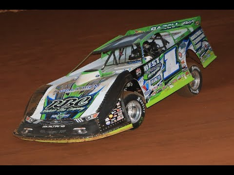 Tyler Erb In-Car / Tazewell Speedway / Lucas Oil Late Model Dirt Series 6.28.19