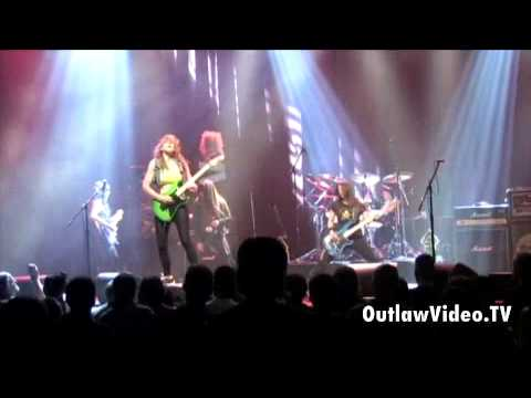 The Iron Maidens - 2 Minutes To Midnight LIVE - House Of Blues Dallas