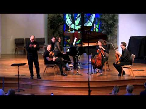 PYCH - Bruce Adolphe lecture on Mozart Piano Quartet