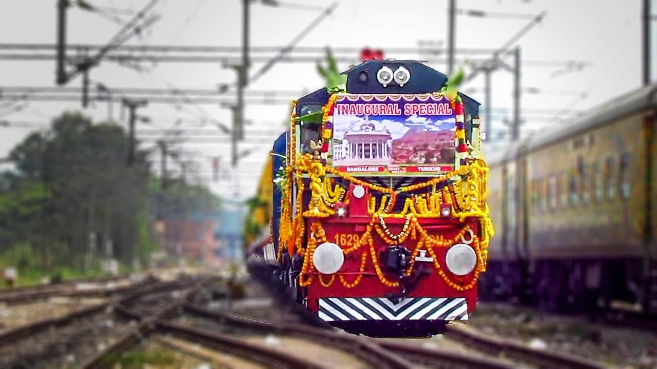 Indian Railways Sound and Horn Festival 2014 !!