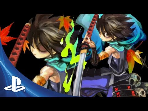 Muramasa Rebirth On PS Vita Launch Trailer