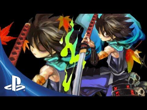 Muramasa Rebirth on PS Vita Launch Trailer