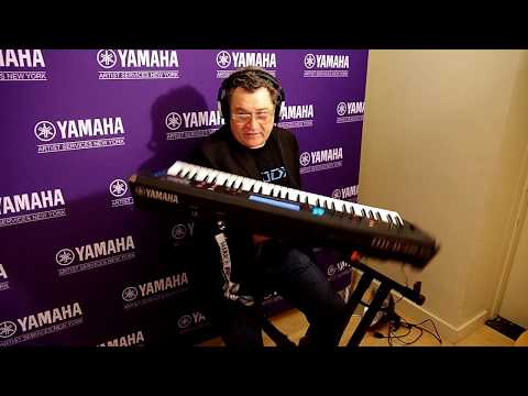 Yamaha MODX Synthesizer In-Depth Demo