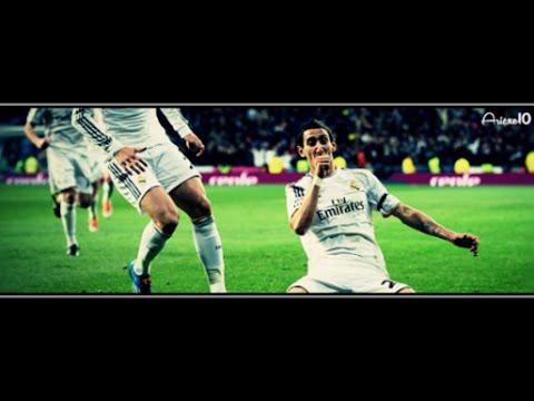 Angel di María | Real Madrid - 2014 | 1080p |  @Di Maria