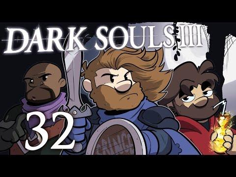 Dark Souls III Let's Play #32 - His Watch Has Ended