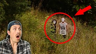 Top 3 SCARIEST forest encounters