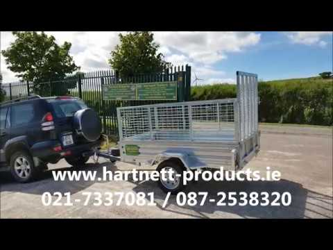 Single Axle Car Trailers In Cork