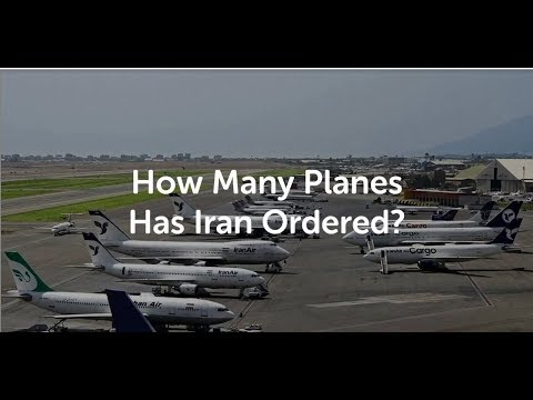 How Many Planes Has Iran Ordered?