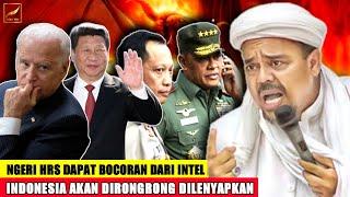 MENGEJUTKAN.! HRS Bongkar Ada 50ribu Intelejen Asing Menyusup Diindonesia Ini Info Dari BIN