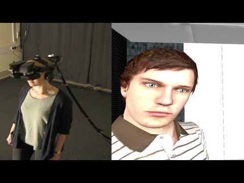 VR for paranoia