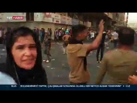 TRT Haber Irak'ta