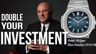 Kevin O'Leary | THE BEST INVESTMENT WATCHES YOU CAN BUY!!