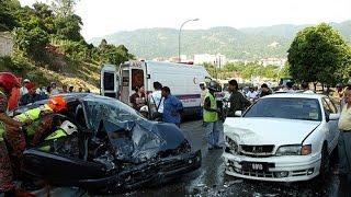 horrible russian drivers car crash compilation crazy truck accidents
