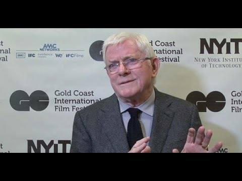 "Phil Donahue Presents ""Body of War"" at the Gold Coast International Film Festival"