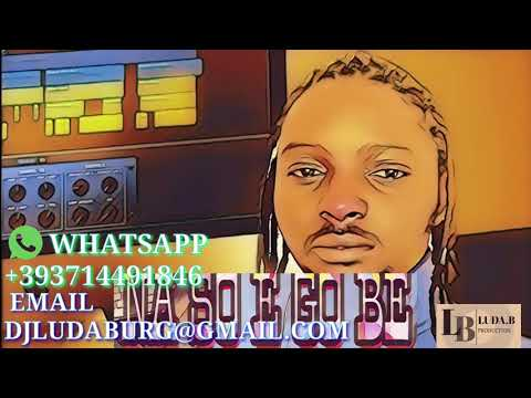Afrobeat instrumental (NA SO E GO BE) by Luda b