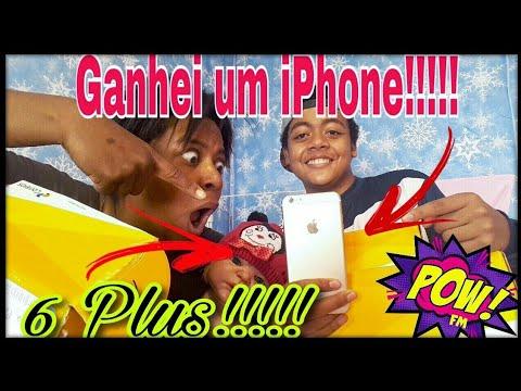 IPHONE 6 PLUS/NA MINHA CAIXA POSTAL