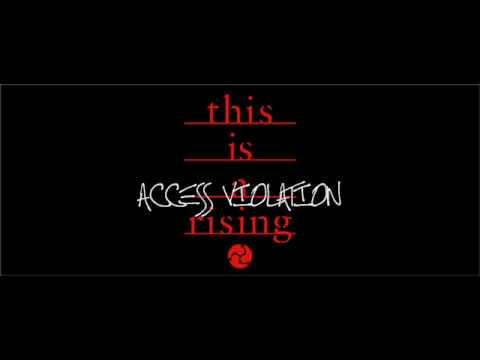 RIZE JESSE STAND UP PROJECT / ACCESS VIOLATION  - Alternate Remix