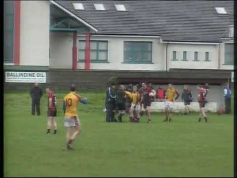 O'Mara Cup Versus Davitts Second Half