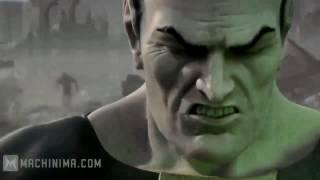 Justice League DC Universe 2012 Trailer HD