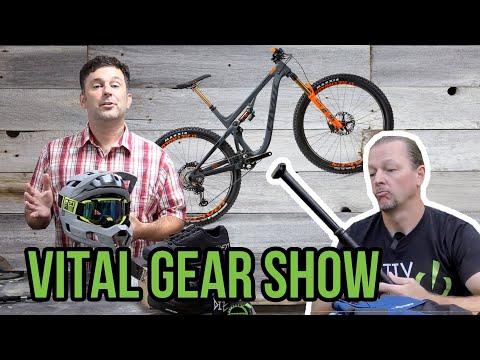 6 New Trail Bikes, 210mm Dropper Seatpost & More - Vital Gear Show
