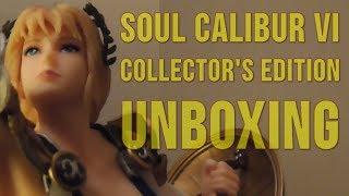 Soul Calibur VI: Collector's Edition - Unboxing