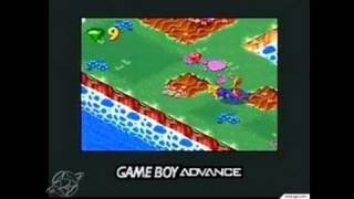 Spyro the Dragon: Season of Flame Game Boy