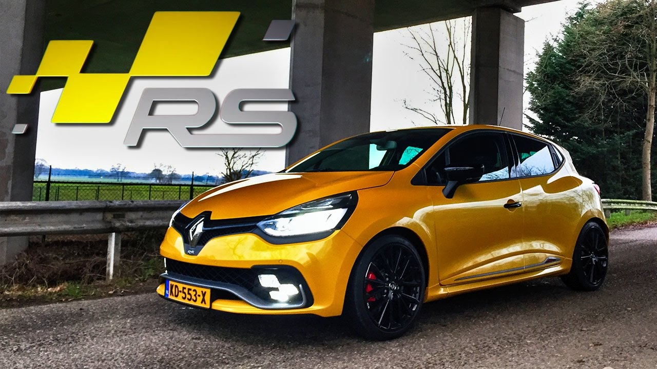 renault clio rs trophy review by autotopnl english subtitles youtube. Black Bedroom Furniture Sets. Home Design Ideas