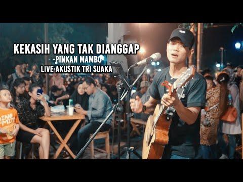 KEKASIH YANG TAK DIANGGAP - KERTAS (LIRIK) LIVE AKUSTIK COVER BY TRI SUAKA - PENDOPO LAWAS.mp3