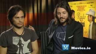 Gael Garcia Bernal & Diego Luna talk Rudo y Cursi - Mexican Movie