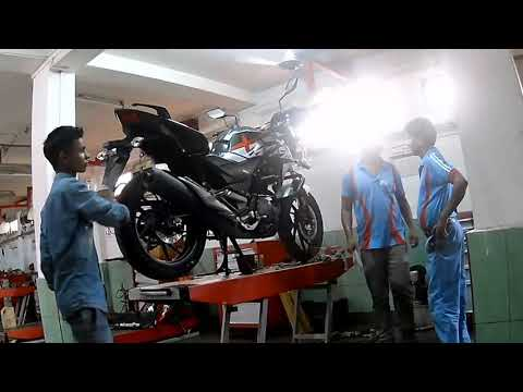 Hero Xtreme 200r first service