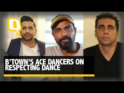 The Quint: Terence, Remo & Ashley On Why Dance Needs To Be Respected