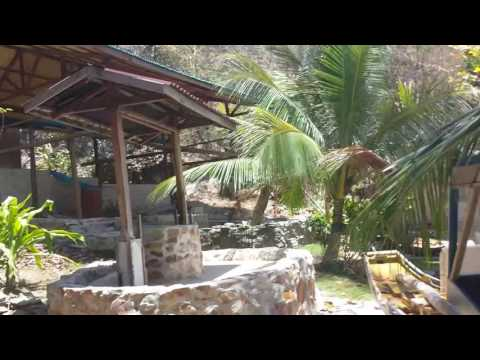 FOR SALE: 2 HECTARES DEVELOPED ISLAND PROPERTY WITH OVERLOOKING IN PORT BARTON