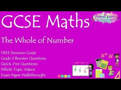 The whole of Number in only 24 minutes!! GCSE Maths Revision for Edexcel, AQA, OCR, Eduqas and WJEC