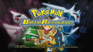 Pokémon Battle Revolution Music - Main Street Colosseum