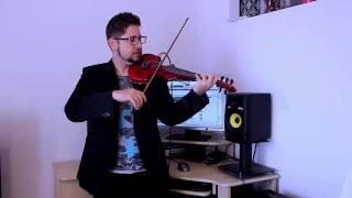 Calvin Harris - My Way (Electric Violin Cover)