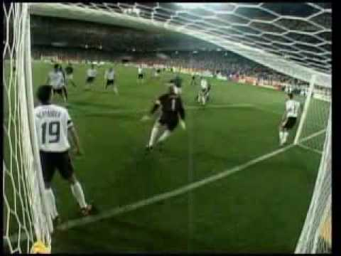 2002 World Cup Quarter Finals: Germany vs United States