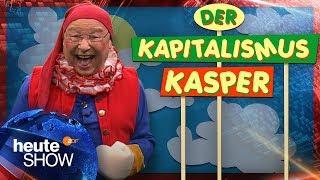 Gernot Hassknecht: Die Lehren aus den Stellenstreichungen bei Siemens | heute-show vom 24.11.2017
