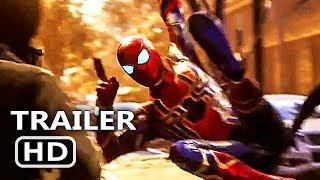 PS4 - Spider-Man: Iron Spider Suit Trailer (2018)