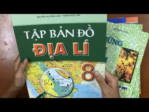 Review giới thiệu bộ sách giáo khoa lớp 8 | PA channel