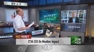 Corteva CEO talks impact of mid-Michigan dam failure on business
