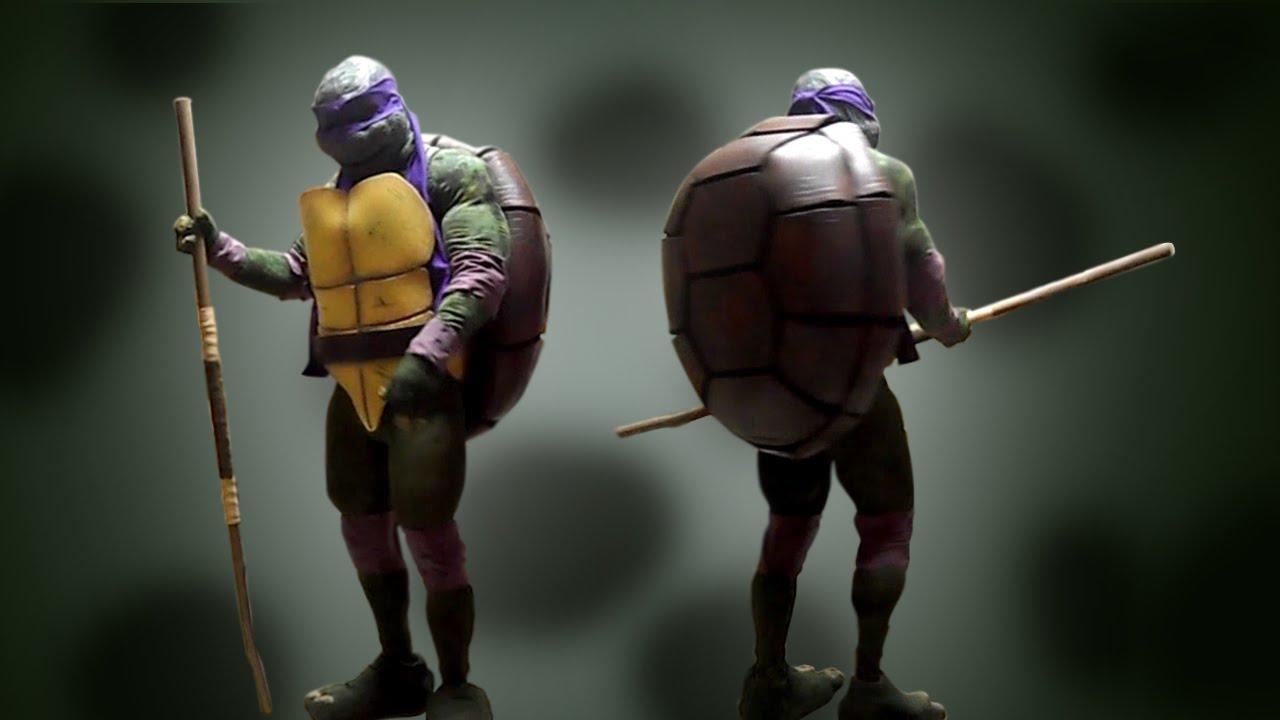 Ninja Turtle Cosplay Try On Youtube