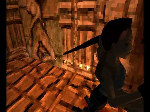 [TAS] PSX Tomb Raider III: Adventures Of Lara Croft By Woops In 1:00:51.08 - Brightened Encode