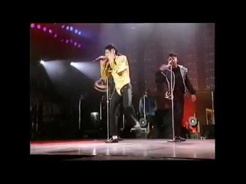 1992/10/01 Michael Jackson - The Jackson 5 Medley (Live at Bucharest)
