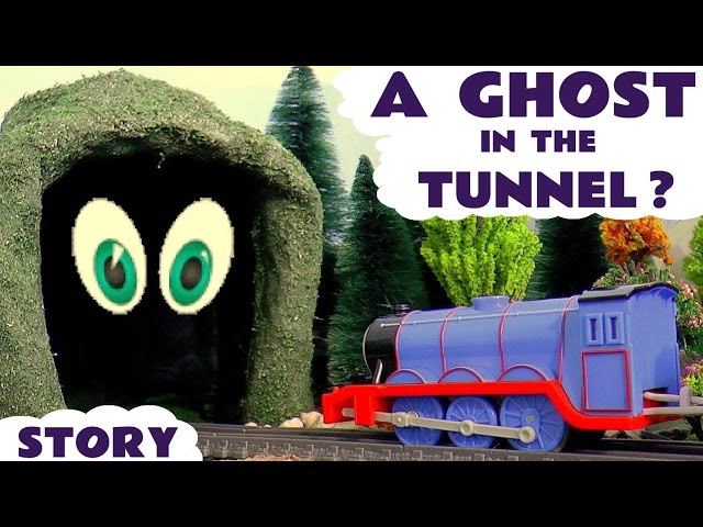 Thomas and Friends Toy Trains Ghost Prank Fun Story - Train Toys for kids and children TT4U
