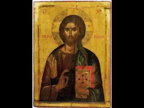 Древние иконы Иисуса Христа (греческий альбом).wmv