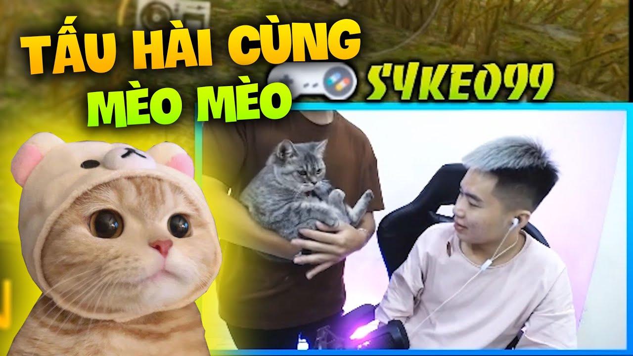 Free Fire   Tấu Hài Cùng Mèo Méo Meo Mèo Meo   Sỹ Kẹo