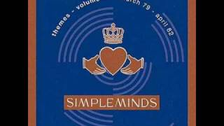 Simple Minds - Themes Vol 1 - theme 5 - Theme For Great Cities