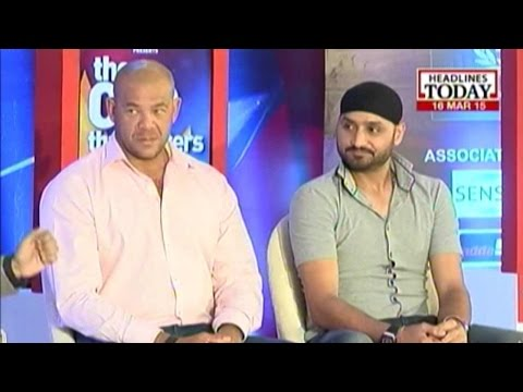 Azharuddin, Symonds and Singh Discuss India's Performance