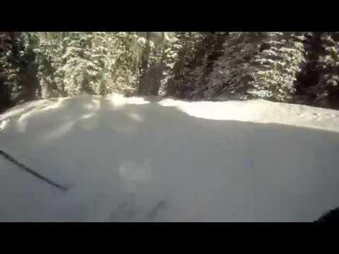 Skiing Breckenridge GoPro